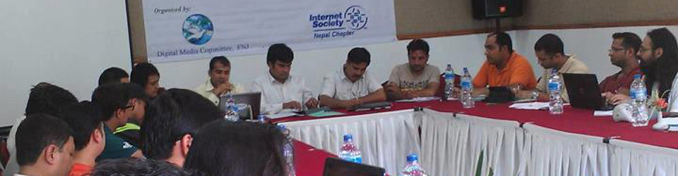 Images of Internet Society Members